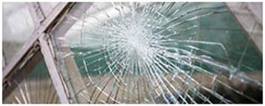 Woodley Smashed Glass